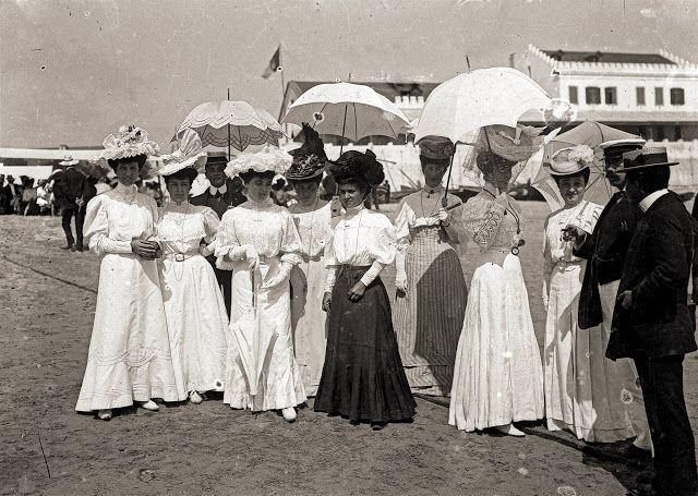 Cascais (praia), 1906