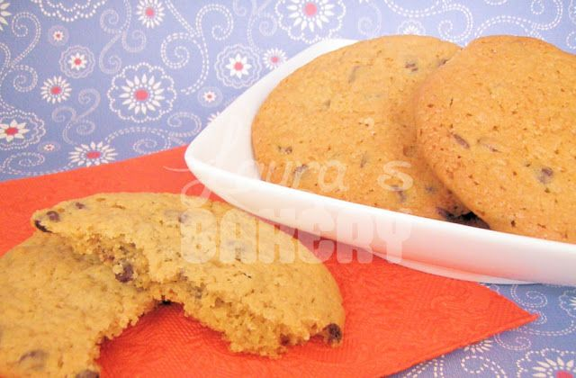 Recept: Chocolate chip cookies - Laura's Bakery