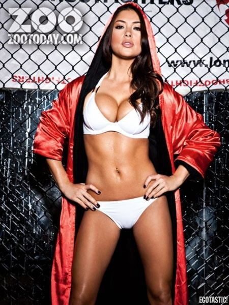 UFC's Arianny Celeste #MMA #UFC #Fight 8531 Santa Monica Blvd West Hollywood, CA 90069 - Call or stop by anytime. UPDATE: Now ANYONE can call our Drug and Drama Helpline Free at 310-855-9168.
