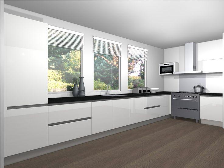 17 beste afbeeldingen over interieur op pinterest ramen zoeken en hanglampen - Keuken uitgerust voor klein gebied ...