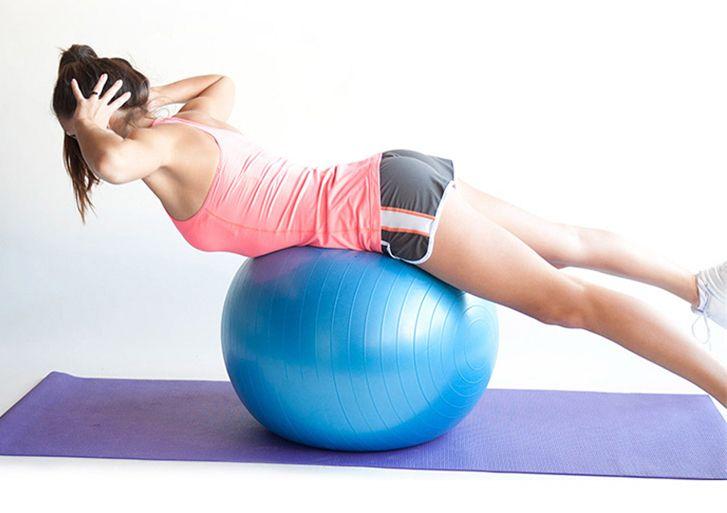 Купить товарItness упражнения швейцарский центр Fit йога основной шар 65 см животе вернуться нога тренировки в категории Мячи для йогина AliExpress.      Описание  Гимнастические Мячи на лучшие инструменты для укрепления основные мышцы.  Это относится к мышцы гру