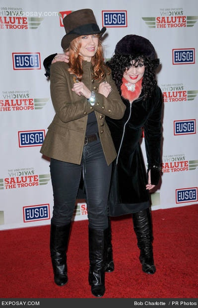 1000 images about ann and nancy wilson heart on pinterest fisher galleries and mike starr - Ann diva del passato ...