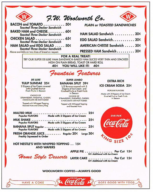 Google Menu Templates  Free Downloadable Restaurant Menu Templates