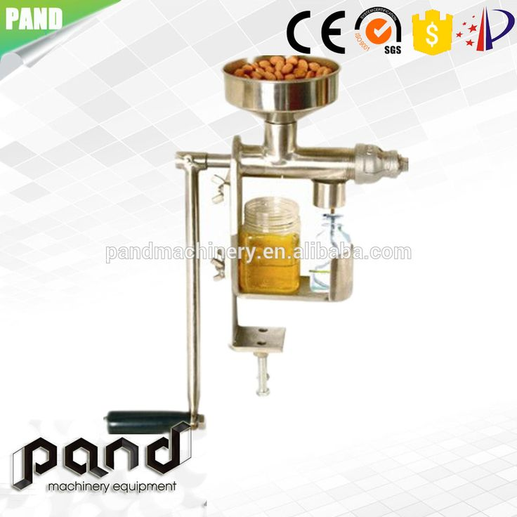 Stainless steel home use manual small olive/coconut/peanut oil press mini oil mill machinery oil expeller for sale