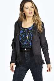 Molly Suedette Cowgirl Jacket Get wonderful discounts up to 60% Off at Boohoo with Coupon and Promo Codes.