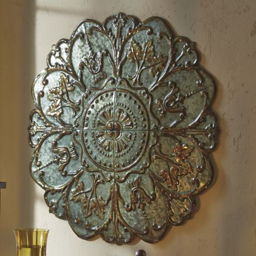 Metal Medallion Wall Art 94 best wall worthy art images on pinterest | velvet, wall decor