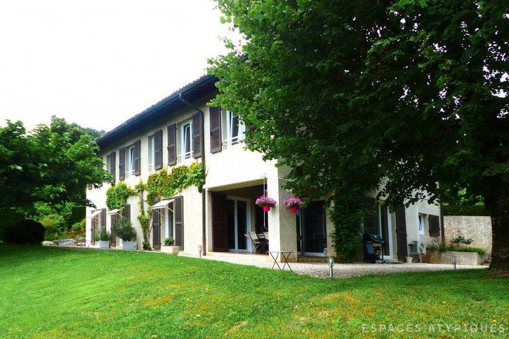 La Buisse : Maison d'hôtes sur Coublevie. - Agence EA Grenoble