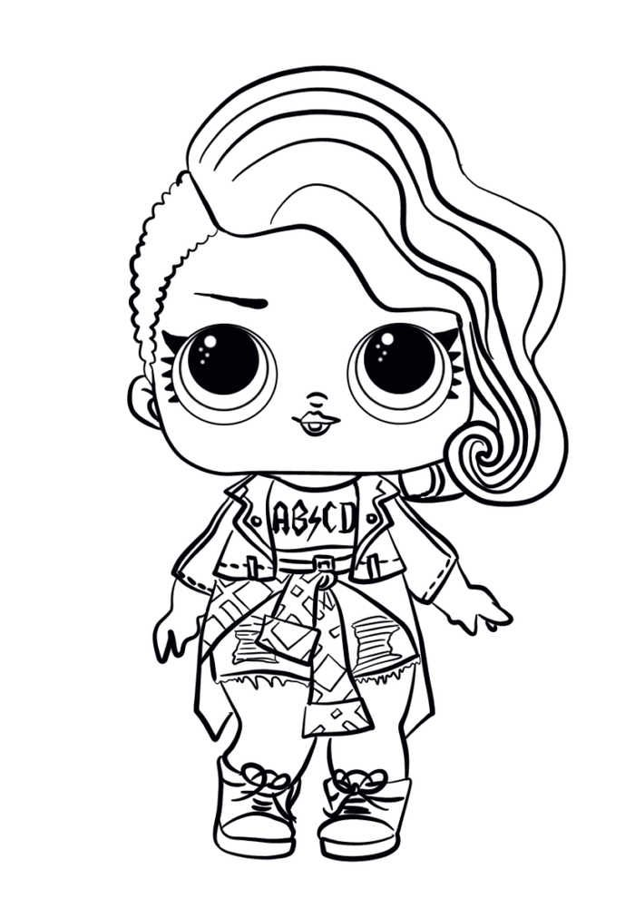 Two Sweet Lol Dolls Coloring Pages Birthday Coloring Pages Cute Coloring Pages Coloring Pages