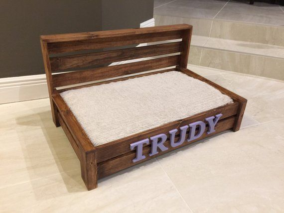 Customized Dog Bed Rustic Dog Bed Wood Dog Bed Pet Bed Raised Dog Bed Wooden Pet Bed Cama Para Mascotas Camas Para Perros Camas Para Perros De Madera
