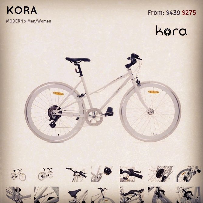 All new Kora. From only $275AU includes free shipping to most parts of Australia. Scroll through our page for more info about the bike. Follow us to stay up to date with latest offers. #Australia #Bicycles #Bikes #Cruiser #Velo #PedalPower #Lifestyle #Fitness #Fun #Affordable #Sydney #Melbourne #Brisbane #Adelaide #Perth #Darwin #Hobart #Canberra