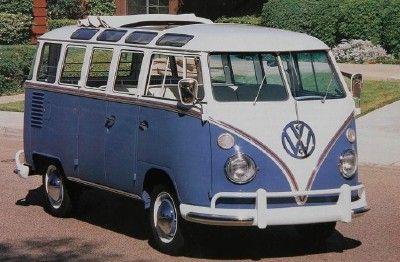 """HowStuffWorks """"1960-1967 Volkswagen Bus"""""""