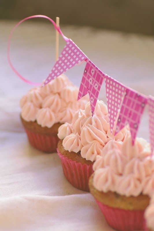 Raspberry and Coconut Gluten-Free/Fructose-Free Cupcakes