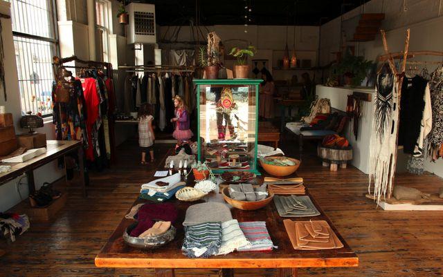 shop display // beautiful dreamers