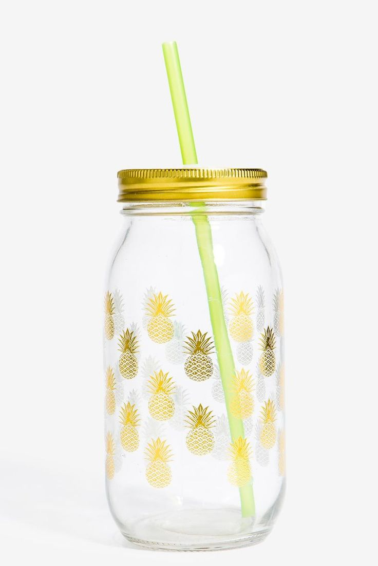 Pineapple Me Mason Jar Tumbler                                                                                                                                                                                 More