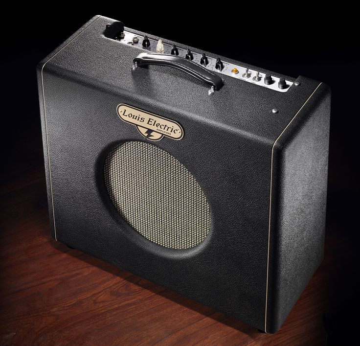 The Award Winner Louis Electric Kr12 Guitar Amplifier