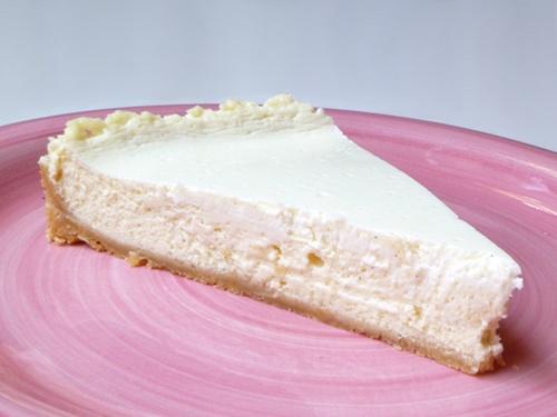 Vanilla Bean Cheesecake (Tart)   Good eats   Pinterest
