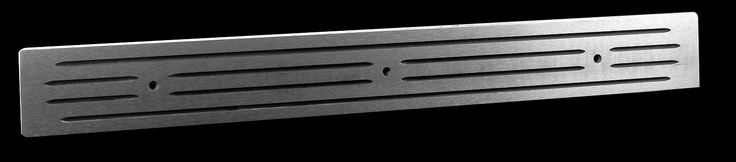 All Sales Front Sill Plate Ball-Milled-Brushed - Brilliance is always found in the details. Install our solid 6061-T6 aircraftaluminum sills to your door frame to add personality where you never thought possible. Available in brushed and polished finishes.Fits: Chevy/GMC 08-13 1500/2500/3500 Crew Cab, 07-13 Tahoe, 07-13 Yukon, 07-13 Avalanche. Automotive > Automotive Accessories. Weight: 3.00