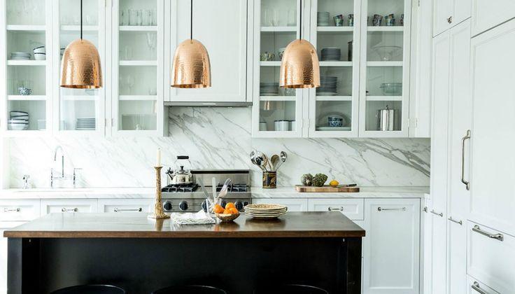 8 Οικονομικοί Τρόποι για να Φτιάξετε μια Πολυτελή Κουζίνα