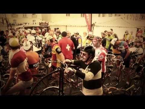 ▶ L'Anjou Vélo Vintage de Sandra Lou - épisode 1 - YouTube