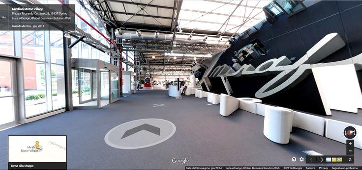 Mirafiori Motor Village in Torino, Piemonte - Virtual Tour Google: http://www.businessphototorino.it/concessionarie-auto-e-moto/mirafiori-motor-village-torino.html
