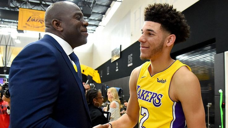 Magic concerned only with how Lonzo plays    Magic concerned only with how Lonzo plays   http://www.espn.com/nba/story/_/id/20820036/magic-johnson-says-monitor-lavar-lonzo-ball-court-attention-impacts-lonzo-play