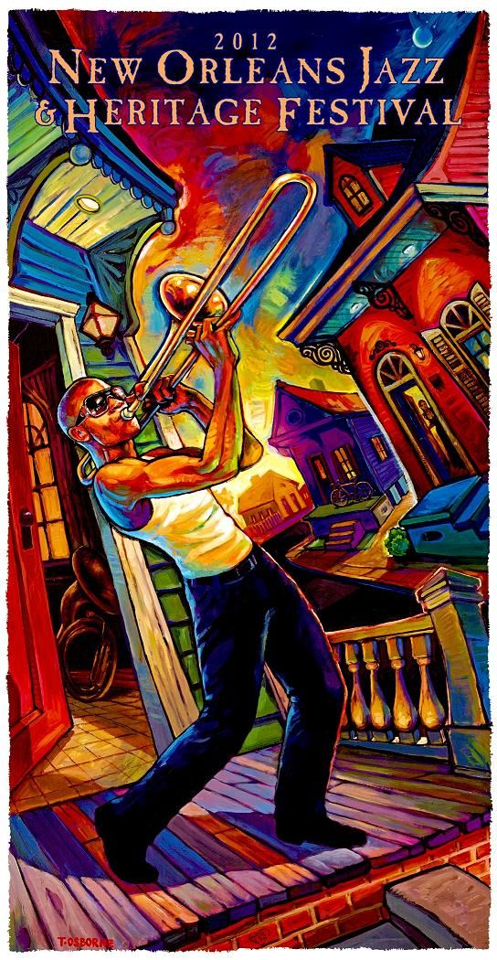 17 Best images about Jazz Fest posters on Pinterest | Jazz ...