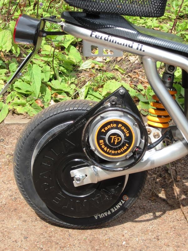 Sonstige Motorroller - Elektroroller Tante Paula Typ Ferdinand 2 neuwertig Elektromobil