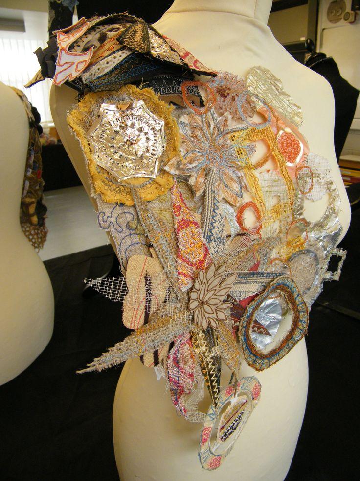 Ocr textiles coursework