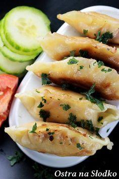 pierogi z kurczakiem , chinskie pierozki , pierogi z miesem , najlepsze ciasto na pierogi , kuchnia chinska tajska, ostra na slodko , blog kulinarny , latwe przepisy (5)xx