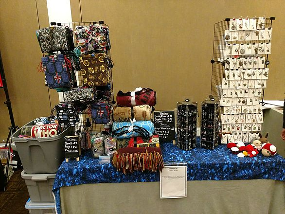 25th Hour Crafts Brings Nerdy Goodness to GeekCraft Expo Midwest | News/Blog | www.geekcraftexpo.com