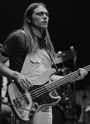 Timothy B. Schmit of the Eagles, Mississippi Coast Coliseum, 1980.