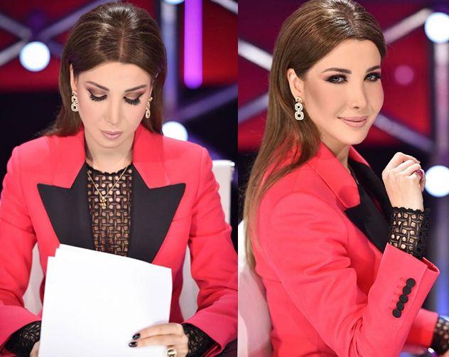 كل إطلالات نانسي عجرم في الموسم الرابع من برنامج أراب آيدول Nancy Ajram Fashion Nancy