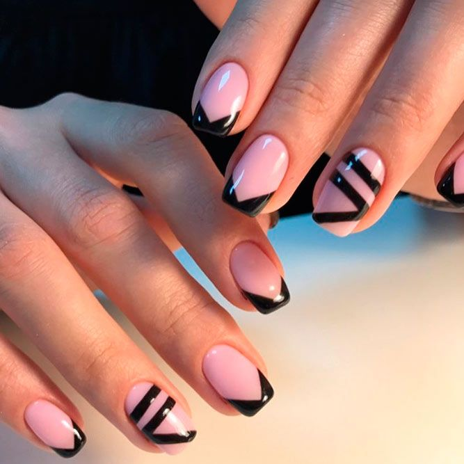 Ultramodern Looks for Short Nails You Need to Know ★ See more: https://naildesignsjournal.com/short-nails-looks/ #nails