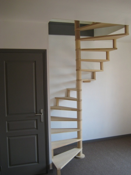 1000 id es sur le th me escalier gain de place sur pinterest gain de place - Escaliers gain de place ...