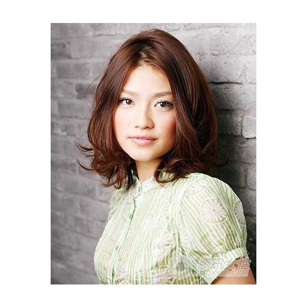 Asian Perm Hair 104