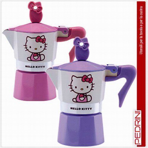 17 Best images about Hello Kitty on Pinterest Tea kettles, Coffee maker and Hello kitty kitchen
