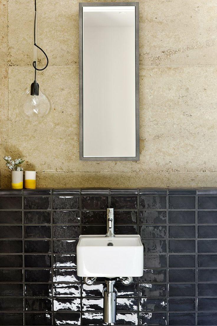 18 best handmade subway tiles images on pinterest bathroom ideas merricks house location victoria australia firm robson rak architects year bathroom designsbathroom