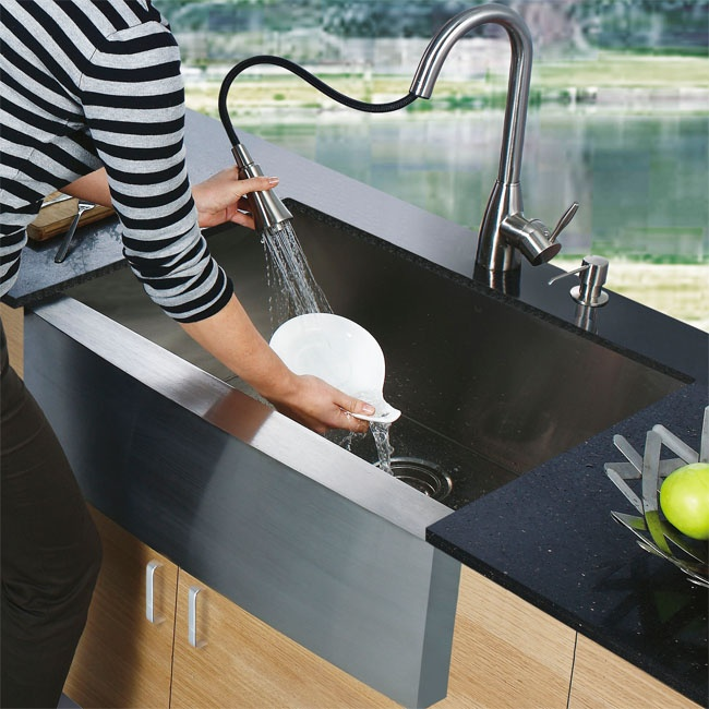find this pin and more on vigo kitchen sinks by