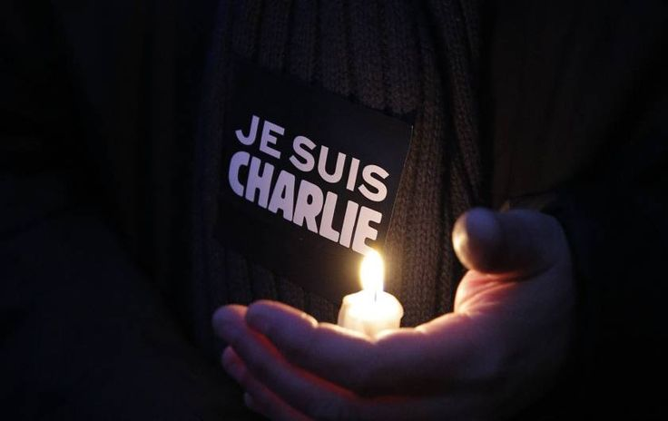 21 Inspiring Photos From the Aftermath of the 'Charlie Hebdo' Massacre - Mic