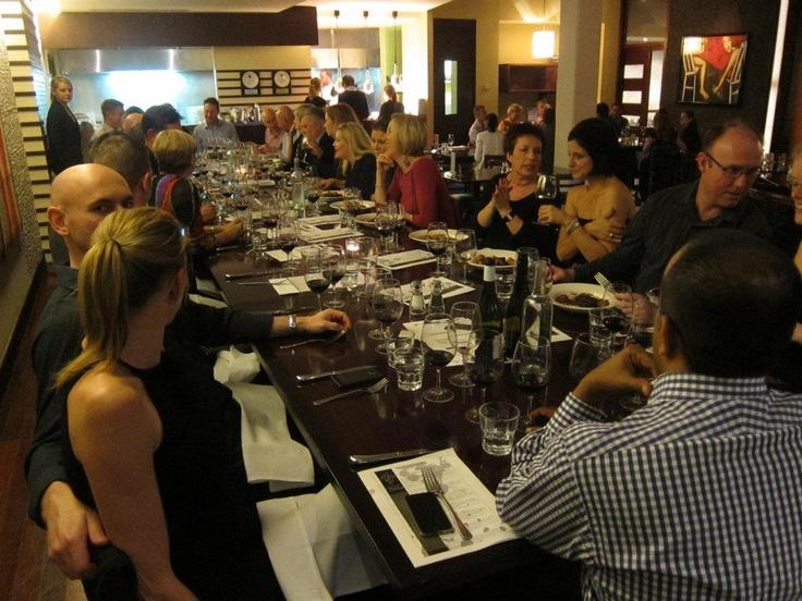 The Gourmet Belle Barossa Wine Dinner