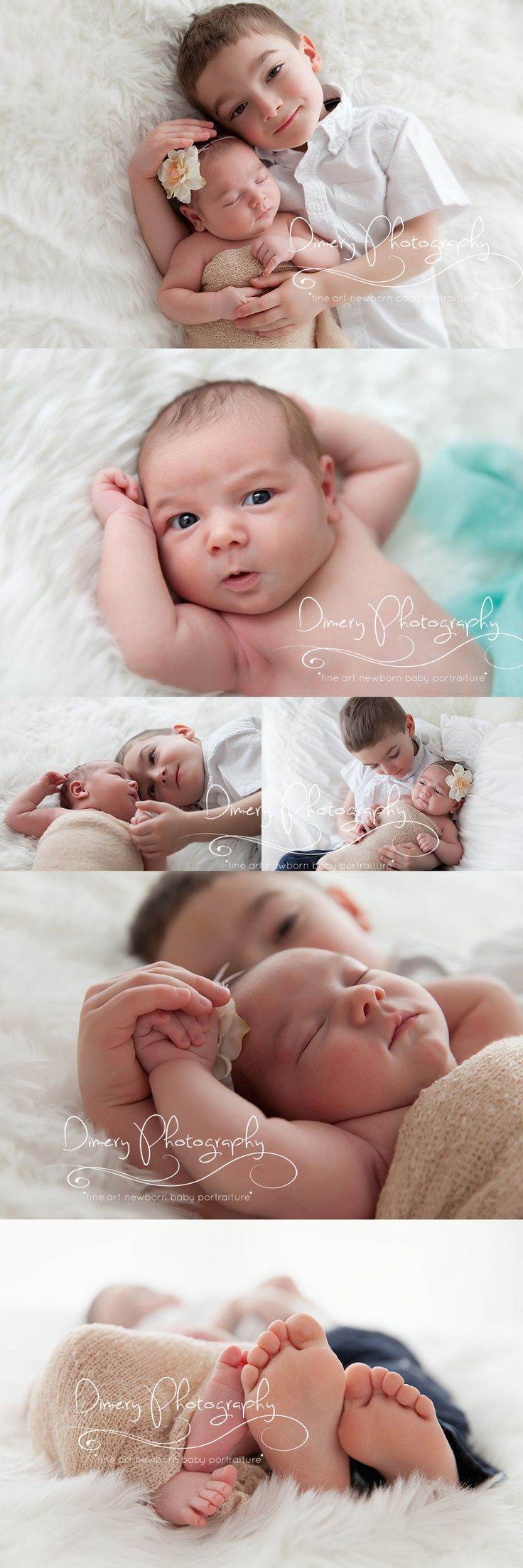Newborn Photography Poses With Siblings
