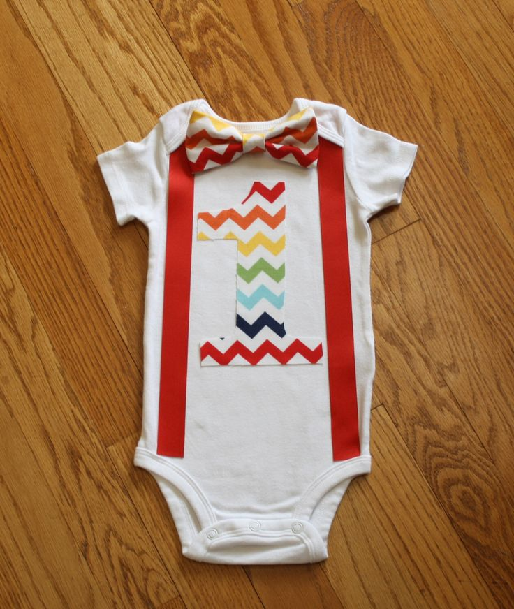 rainbow smash cake outfit, boys 1st birthday outfit, boy's 1st birthday bodysuit, red, blue, yellow, chevron, cake smash, smash cake outfit by BlakeandBailey on Etsy https://www.etsy.com/listing/229409419/rainbow-smash-cake-outfit-boys-1st