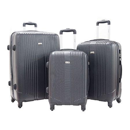 Maletas rígidas Alistair, modelo Airo. Más información y modelos en su tienda de maletas www.latiendademaletas.com y para este modelo, en la URL http://latiendademaletas.com/maletas-viaje/maletas-bolsas-viaje/juego-maletas-rigidas-alistair-airo/