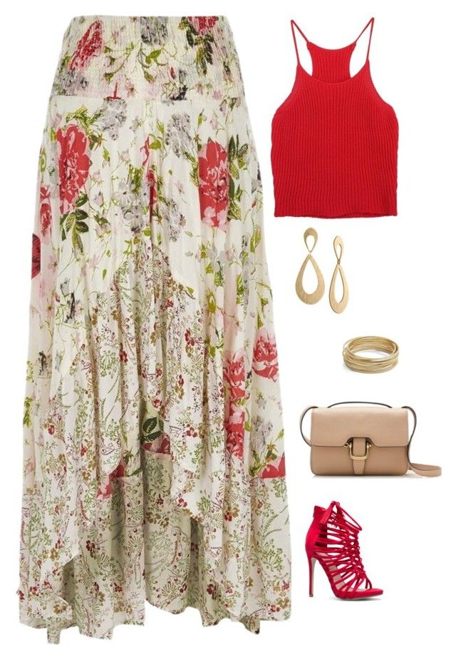"""""""Untitled #1827"""" by netteskytte on Polyvore featuring River Island, J.Crew, Rachel Rachel Roy and Design Lab"""