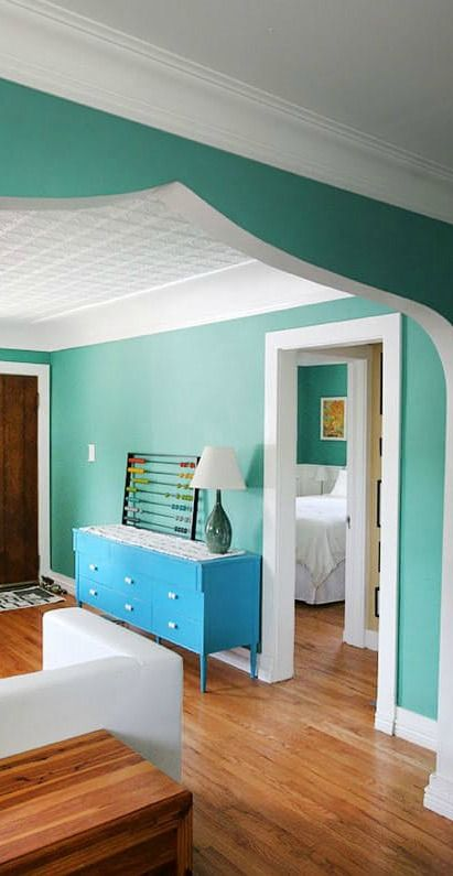 195 best Colorful Rooms and Spaces images on Pinterest Behr paint