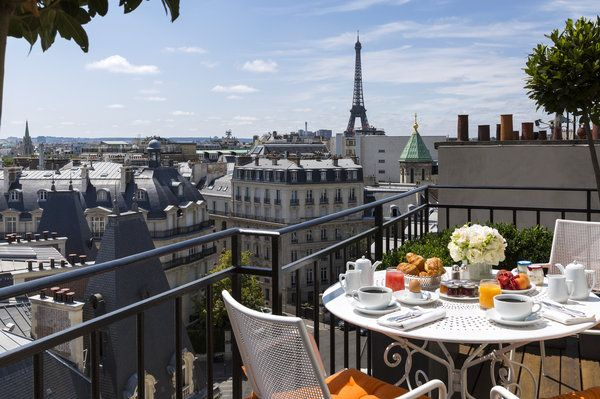 Last but not least, Paris Fashion Week starts today! Each of our 12 hotels in the stylish capital have an individual style and personality, meaning there is a perfect match for everyone. http://www.slh.com/search/?q=paris&tags=