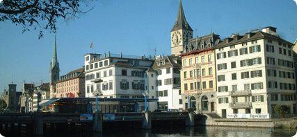 E-guide Zürich - Marchés