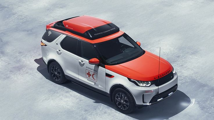 2017 Geneva Motor Show – Land Rover Discovery Project Hero Concept