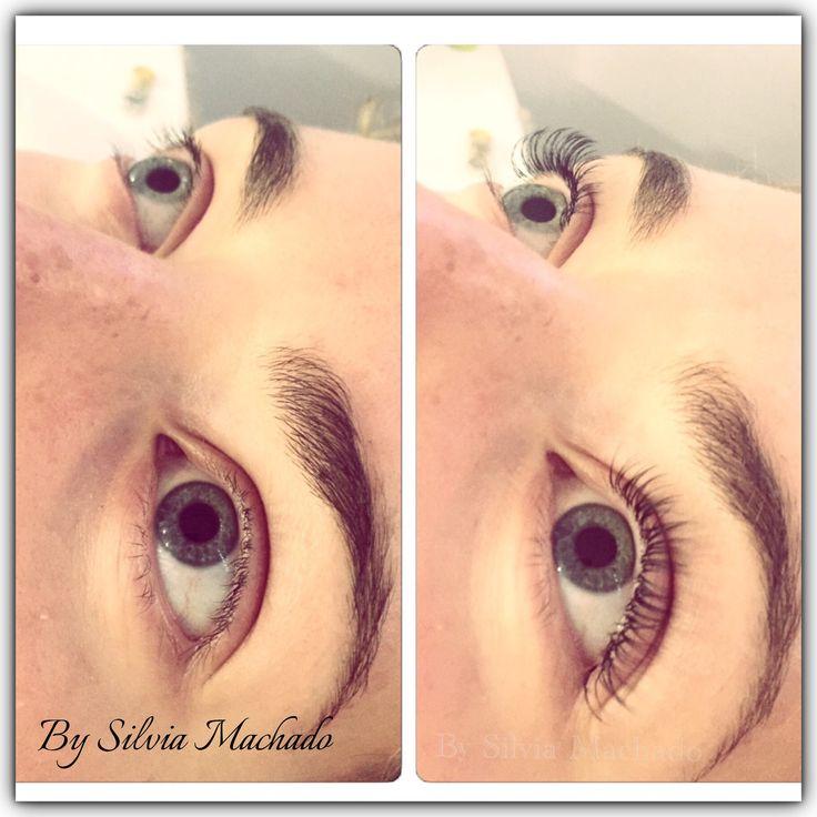 Look natural https://www.facebook.com/pages/Silvia-Machado-Designer-Pestanas/561010653948802