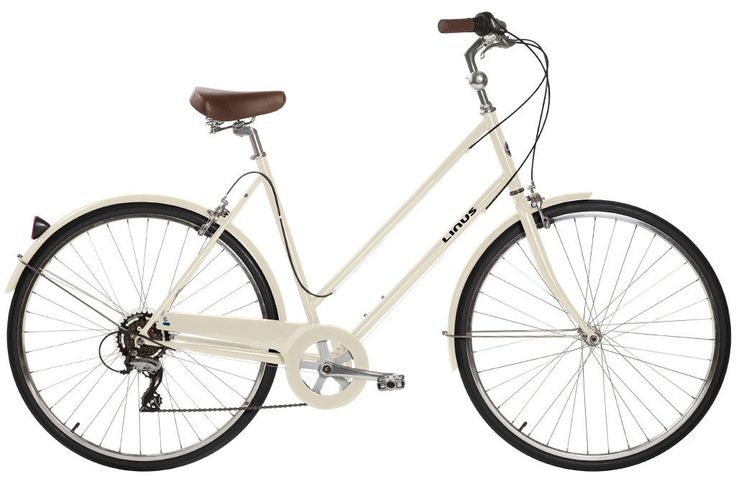 """The bike for everyone... and with an easy step-through frame and up-right riding posture. With 7 speeds it's the perfect bike to explore your world. AVAILABLE IN TWO FRAME SIZES: - Small: 41cm/16"""" - 2"""